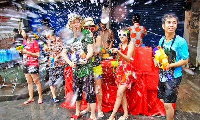 TAT expects 2.3 million tourists for this year's Songkran | The Thaiger