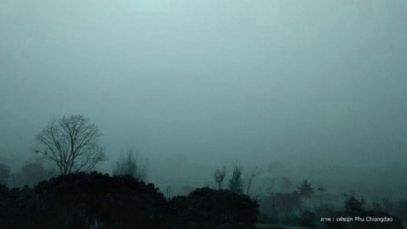 """เชียงใหม่ ยังเป็นเมืองคุณภาพอากาศแย่ """"อันดับ1ของโลก"""" ไฟป่าซ้ำเติมกว่า 131 จุด   The Thaiger"""