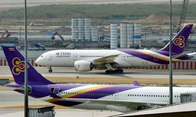 Thai Airways says it will stick to 'rehabilitation plan' despite 11.6 billion baht loss in 2018 | The Thaiger