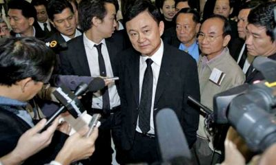 Thaksin is in Hong Kong. Thailand wants to extradite him. | The Thaiger
