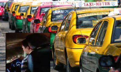 คลิปแท็กซี่ไล่ผู้โดยสารลงกลางทาง สารภาพเต็มปาก รับเพราะตำรวจโบกให้ ขอราคาเหมา ไม่ไปมิตเตอร์ | The Thaiger