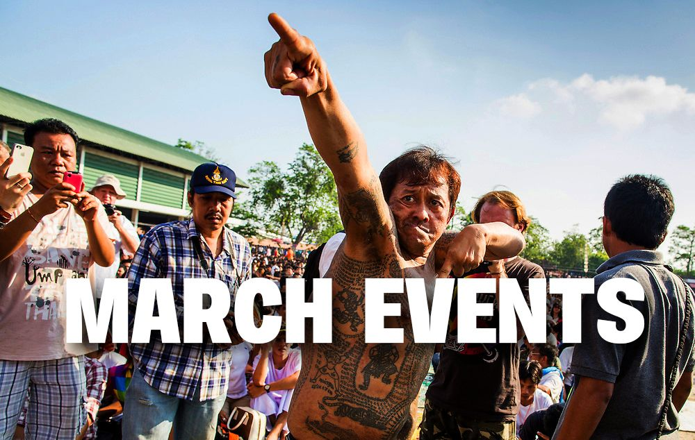 Event Round-Up – March 2019   The Thaiger