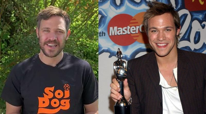 Will Young sells Brit Awards to raise money for Soi Dog Foundation | Thaiger