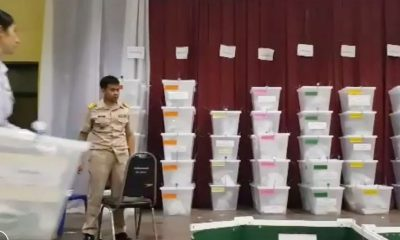 Police checking 50, mostly, minor violations post election day | The Thaiger