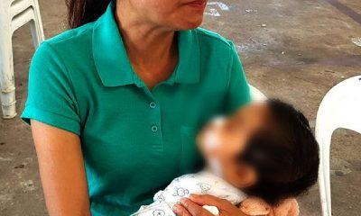 สลด ด.ช. 1 ปี ถูกพี่เลี้ยงทำร้ายจนสมองบวม-ตาบอด คดีไม่คืบ | The Thaiger