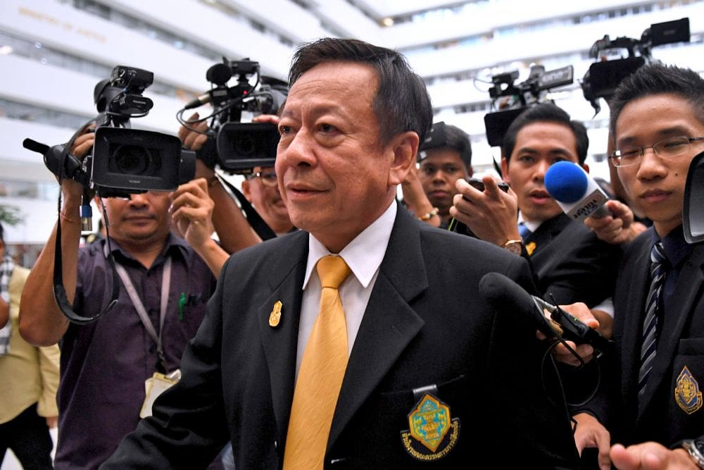 """""""Might undermine the Thai constitutional monarchy"""" - Charter Court   News by Thaiger"""