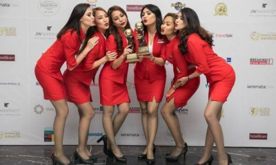 Will Asian airlines allow female flight attendants to leave the make up and tight clothes at home? | The Thaiger