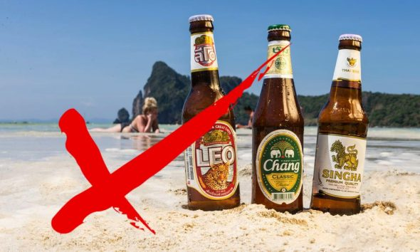 Don't drink and vote – 24 hour alcohol ban starts at 6pm   The Thaiger