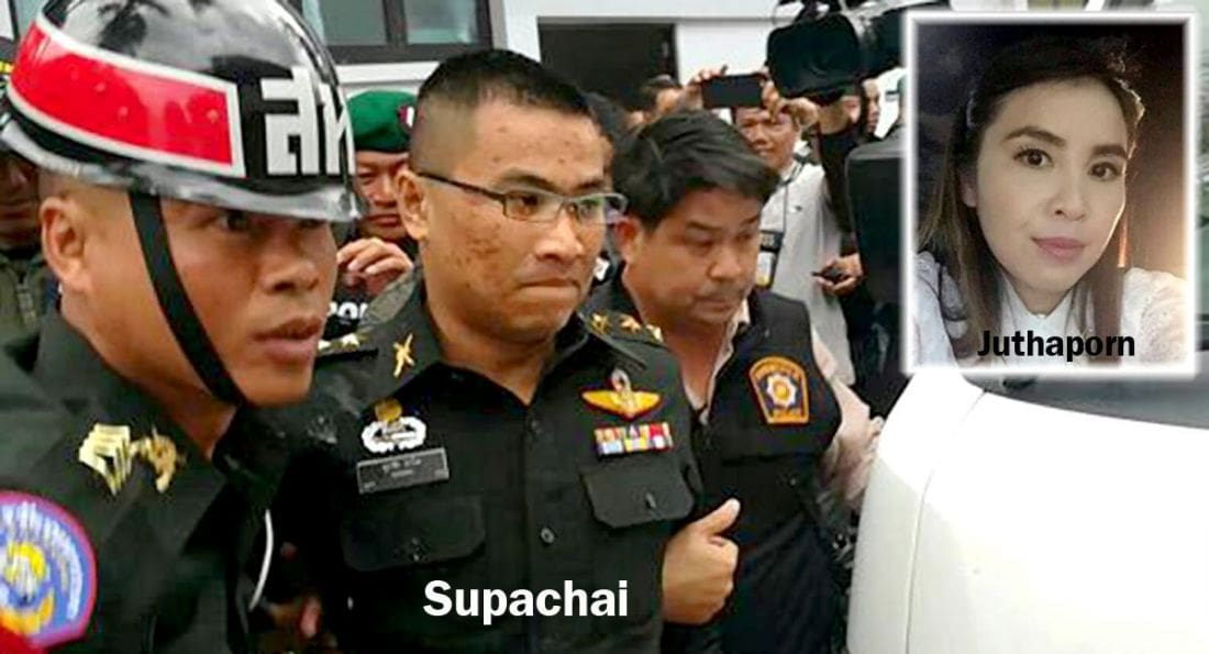 Former army captain gets death sentence over Si Sa Ket murder   News by Thaiger