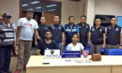 Arrest for scam and then a bonus arrest in Pattaya | The Thaiger