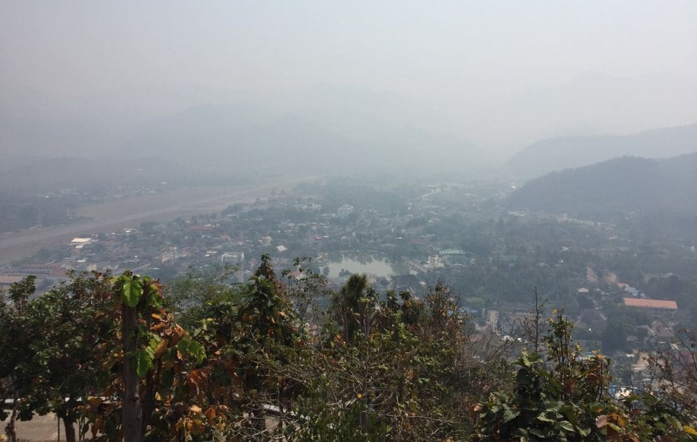 Northern provinces choking on toxic haze and air pollution again | News by The Thaiger
