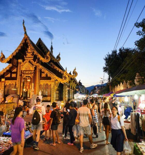 Chiang Mai 's tourism holds up despite smoke and smog | The Thaiger