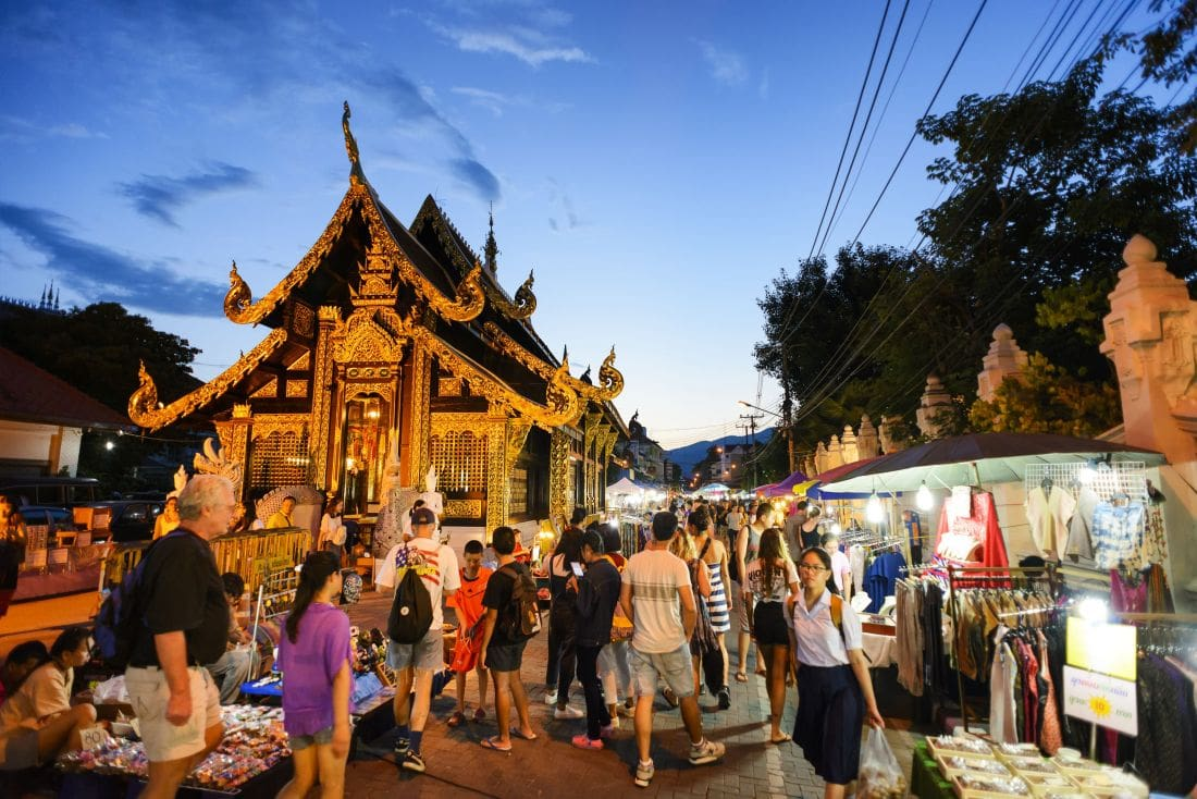 Chiang Mai 's tourism holds up despite smoke and smog | The Thaiger
