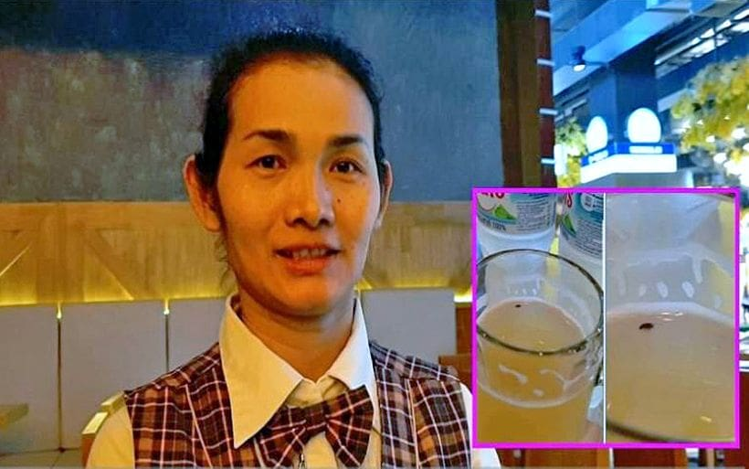 """""""Waiter, there's a cockroach in my beer!"""" Drama in Pattaya 
