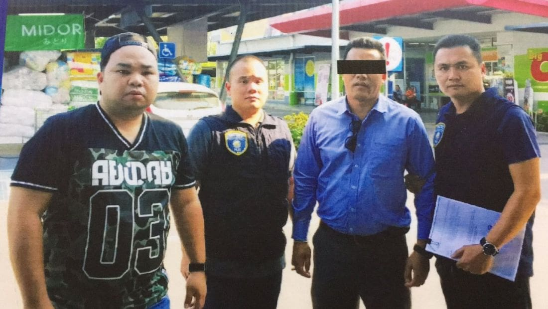 Nepali fugitive arrested in Nakhon Phanom for jobs scam | News by The Thaiger