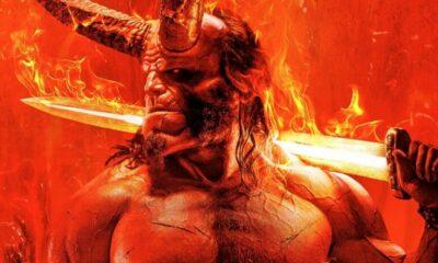 ตัวอย่าง Hellboy ฉบับรีบู๊ต เมื่อบุตรแห่งซาตาน ต้องมาทำงานเป็นซุปเปอร์ฮีโร่ | The Thaiger