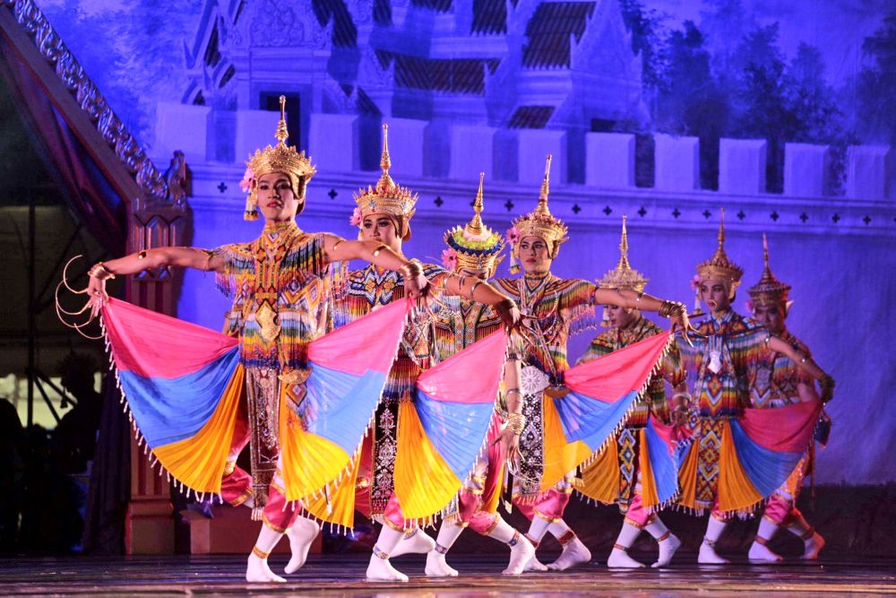 Cabinet supports bid for southern 'Nora' dance to be included in UNESCO heritage list | The Thaiger
