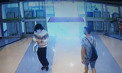 Bangkok gold shop thief gets away with jewellry valued at 3 million baht | The Thaiger