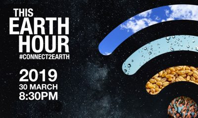 Earth Hour next week, everyone invited to join Bangkok by switching off lights | The Thaiger