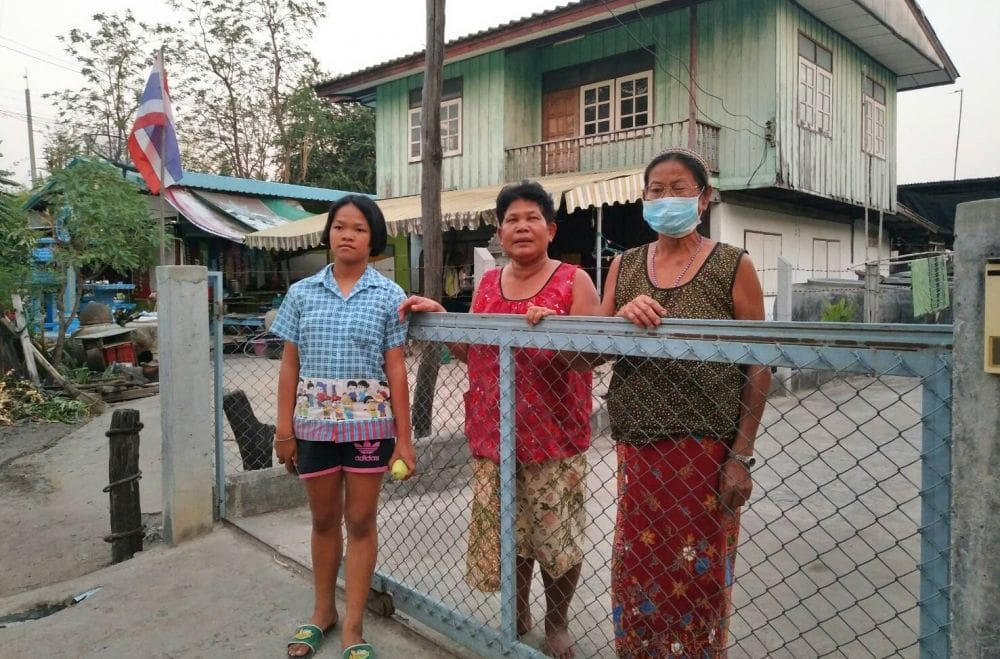 Plastic waste fire smothers village in acrid smoke | The Thaiger