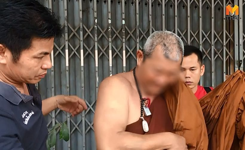 Out of town 'monk' assaults and kills another monk at a Chiang Mai temple | The Thaiger