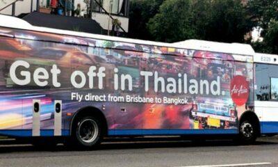 Air Asia ขอโทษ ปมโฆษณาศัพท์สแลงชวนนักท่องเที่ยวมีเซ็กซ์ในเมืองไทย | The Thaiger