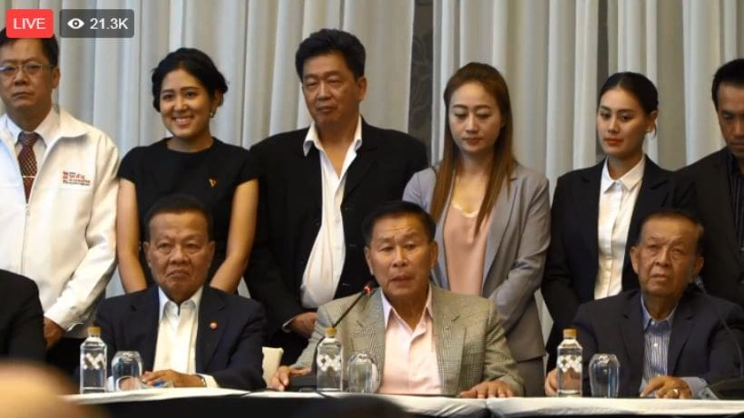 Anti-Junta bloc announces coalition with at least 255 seats | News by Thaiger