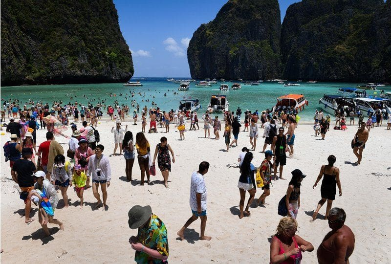 Maya Bay - no plans to re-open The Beach | News by The Thaiger