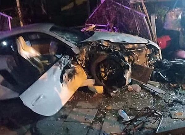 Porsche driver charged with reckless driving after death of two women | News by The Thaiger