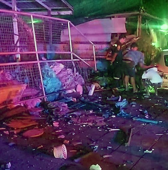 Porsche driver charged with reckless driving after death of two women | The Thaiger
