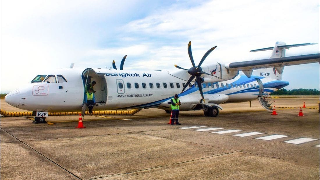 Bangkok Airways spending 3 billion on new planes, airports | News by Thaiger