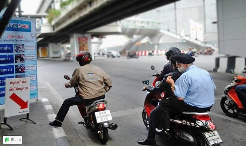 Reduce Bangkok's motorcycle death toll by 82% – add dedicated lanes | The Thaiger