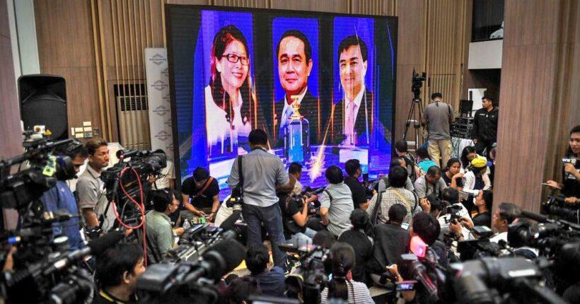 Election results: Phalang Pracharat wins popular vote, Pheu