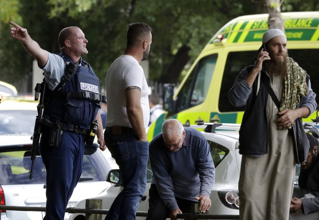 Trump denies uptick in white nationalism after New Zealand attack
