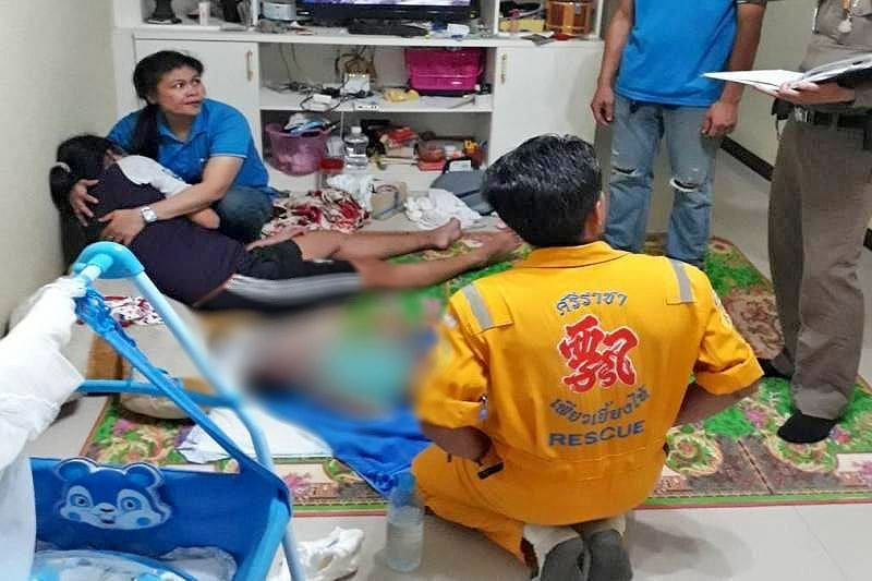 Distraught 17 year old mother finds dead child by her side | The Thaiger