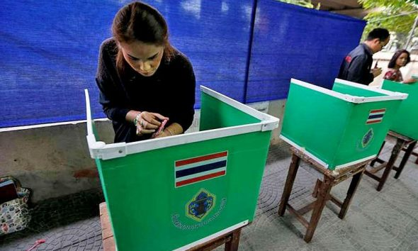 Two Future Forward candidates win Pheu Thai strongholds in Chiang Rai   The Thaiger