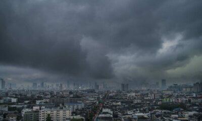 มาแน่ฝนหน้าร้อน อุตุฯ เตือน 1-3 เม.ย. มีพายุฤดูร้อน   The Thaiger