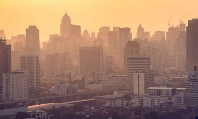 Forecast for poor air quality returning to Bangkok | The Thaiger