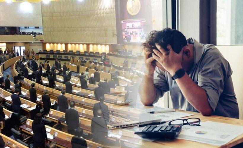 อธิบดีกรมสุขภาพจิต เผยสถิติคนไทยเครียดการเมืองพุ่งสูง เหตุคนใกล้ชิดคิดต่างการเมือง | The Thaiger