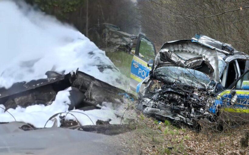 บินเล็กตกที่เยอรมัน คร่าชีวิตเศรษฐีนีรัสเซีย แถมรถตำรวจชนซ้ำระหว่างไปที่เกิดเหตุ   The Thaiger