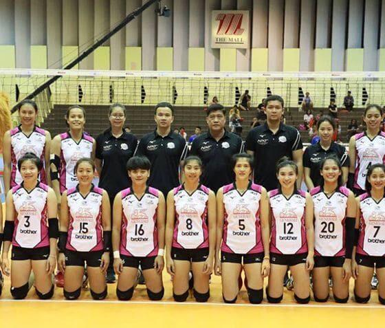 รายชื่อนักกีฬาวอลเลย์บอลหญิงทีมสุพรีม ชิงแชมป์สโมสรเอเชีย | The Thaiger