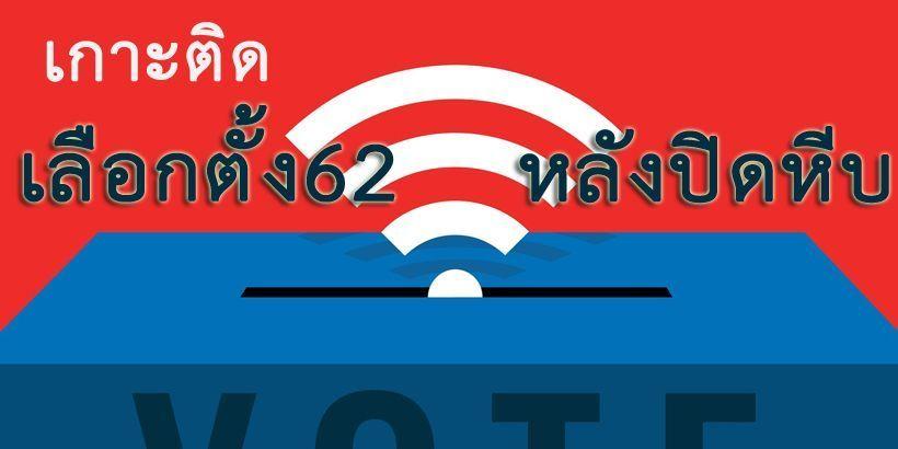 เลือกตั้ง 2562 : กกต.ประกาศเลือกตั้งใหม่ 6 หน่วย วันที่ 21 เม.ย. 2562 | The Thaiger