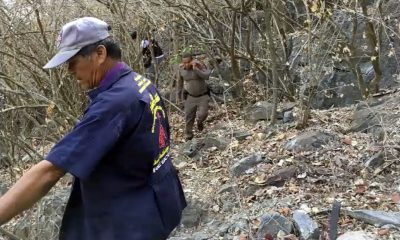 Re-enacment of Koh Si Chang rape and murder case | The Thaiger