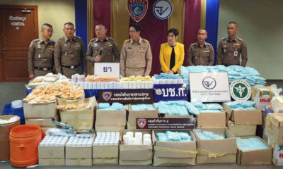 Fake drugs, Bangkok raid   The Thaiger