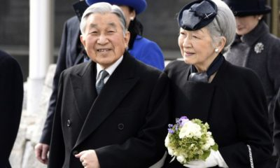 New Japanese Emperor to ascend throne at 5pm today | The Thaiger