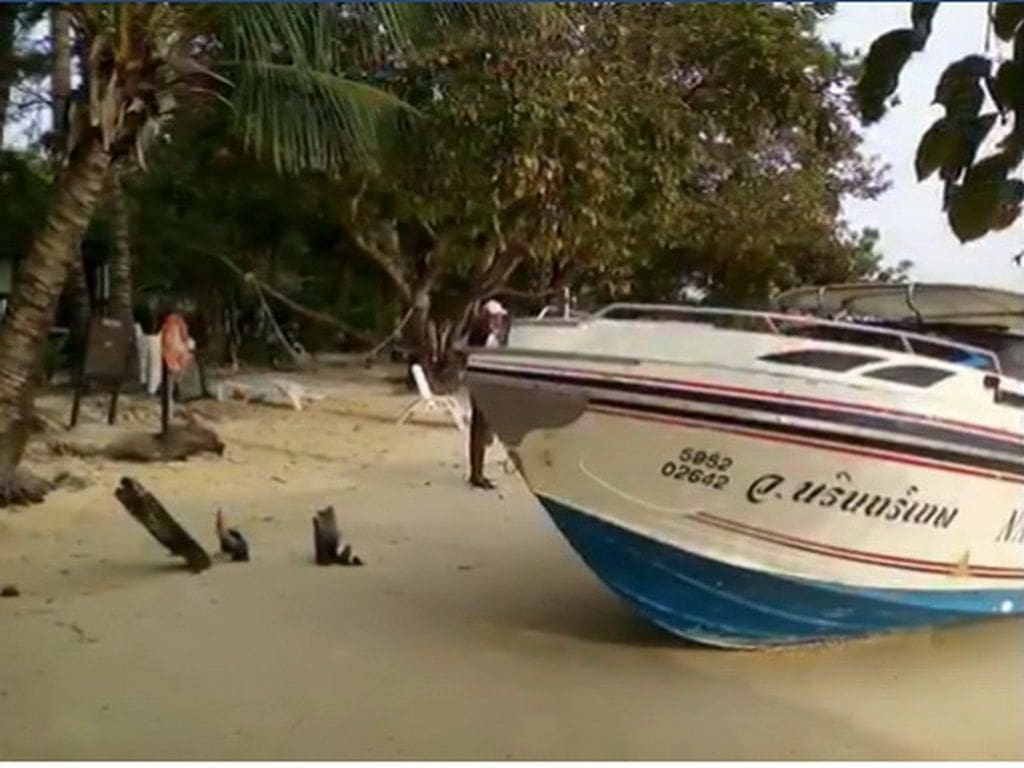 American arrested at airport after stealing speedboat in Krabi | The Thaiger