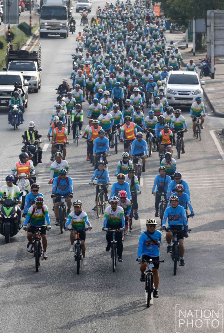 Cycling enthusiasts launch Ranong as a southern tourism alternative | News by The Thaiger
