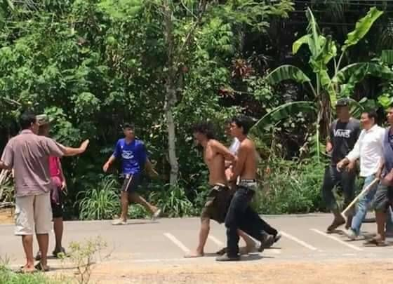 Man arrested after slashing 82 year old woman in Krabi   The Thaiger