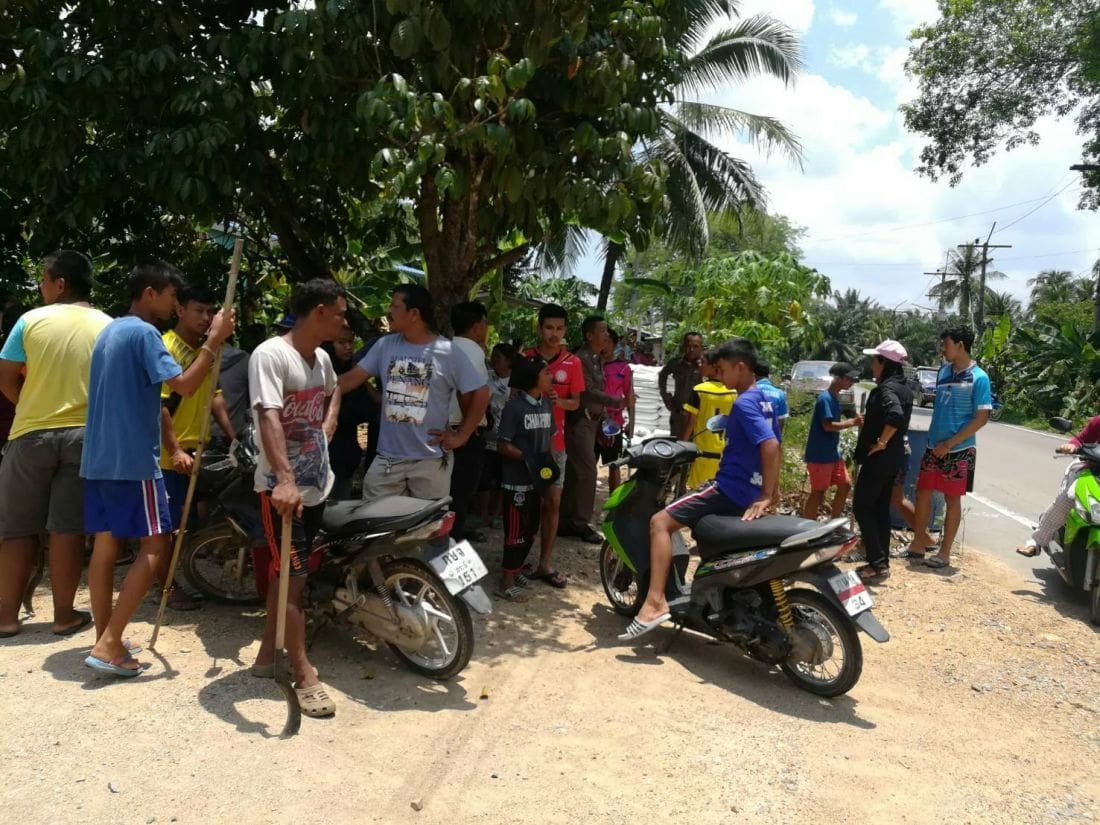 Man arrested after slashing 82 year old woman in Krabi | News by The Thaiger