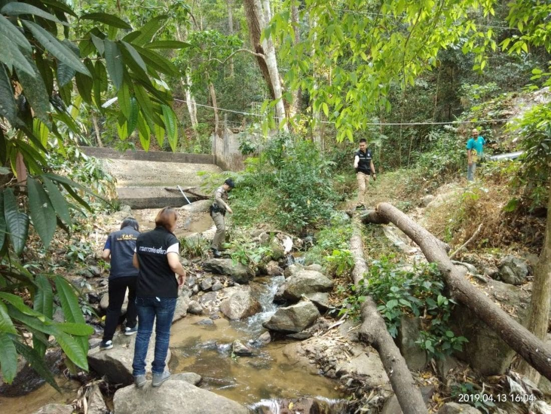 UPDATE: 25 year old Canadian dies after falling from Chiang Mai zipline ride | The Thaiger